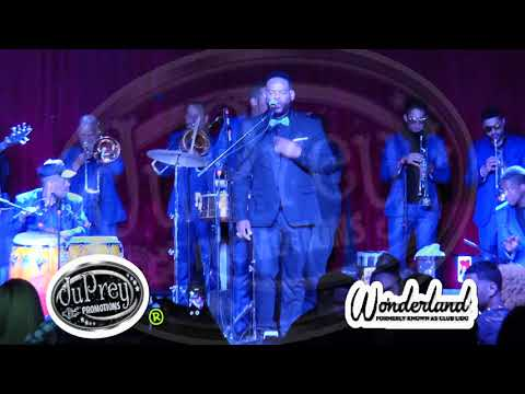 Yiyo Sarante - Me Vas A Extrañar @ Wonderland Ballroom-Boston