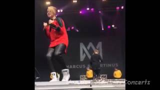 Marcus & Martinus - Girls (LIVE at Osfest!!) (2016)