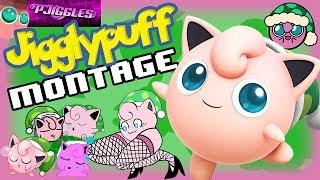 Jigglypuff Montage - SSB4 Wii U