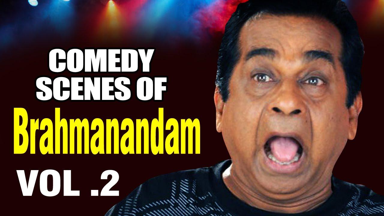 Best Of Brahmanandam  Best Comedy Superhit Hindi Scenes -6347