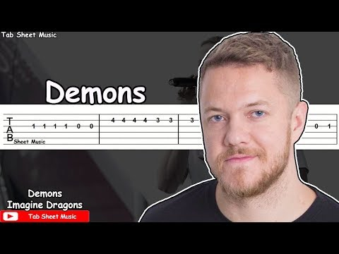 Imagine Dragons - Demons Guitar Tutorial