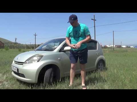 Обзор Toyota Passo