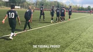 The fussball project 04 showcase team in europe -