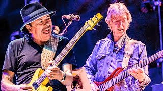 "Phil Lesh & Friends ft. Carlos Santana and Warren Haynes - ""Fire on The Mountain"" Live | LOCKN' 2015"