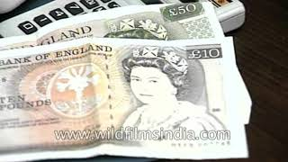 Counting of International currency | Forex Notes