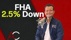 How to Buy a House with FHA 2.5% Down