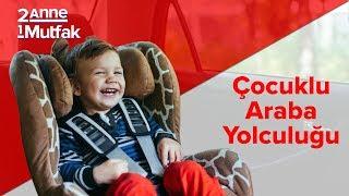 Çocuklu Arabada Güvenli Yolculuk Yapmanın Püf Noktaları | Bebek Oto Koltuğu