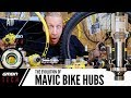 Evolution Of Mavic Bike Hubs