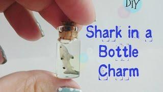 Video Shark in a Bottle Charm DIY Resin tutorial download MP3, 3GP, MP4, WEBM, AVI, FLV Agustus 2017
