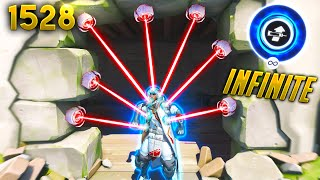 Broken INFINITE ULT CHARGE tech! 😱  | Overwatch Daily Moments Ep.1528 (Funny and
