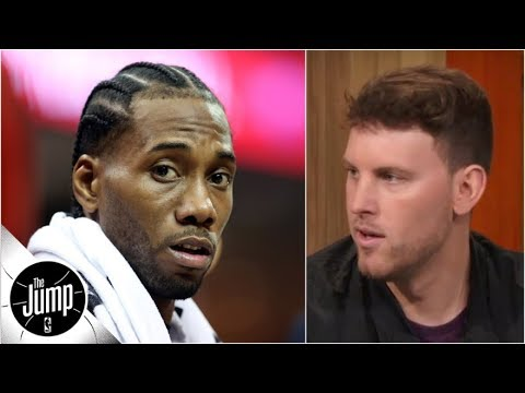 Kawhi Leonard signs with New Balance: Reaction & analysis | The Jump