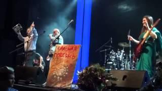 Красная Плесень  - Live. 25 лет. Полное видео @ YOTASPACE, Москва 27.02.2015