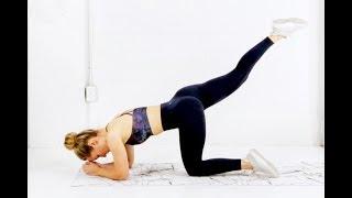 LEGS + BUTT BURNER!! // No Equipment Workout