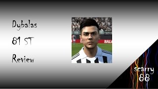 Fifa 16 Upgraded Dybala Review 81 w/ Gameplay