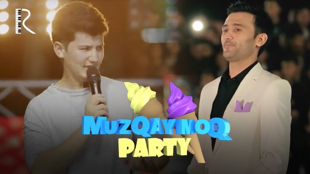 Muzqaymoq party - Despacitoning maqom varianti