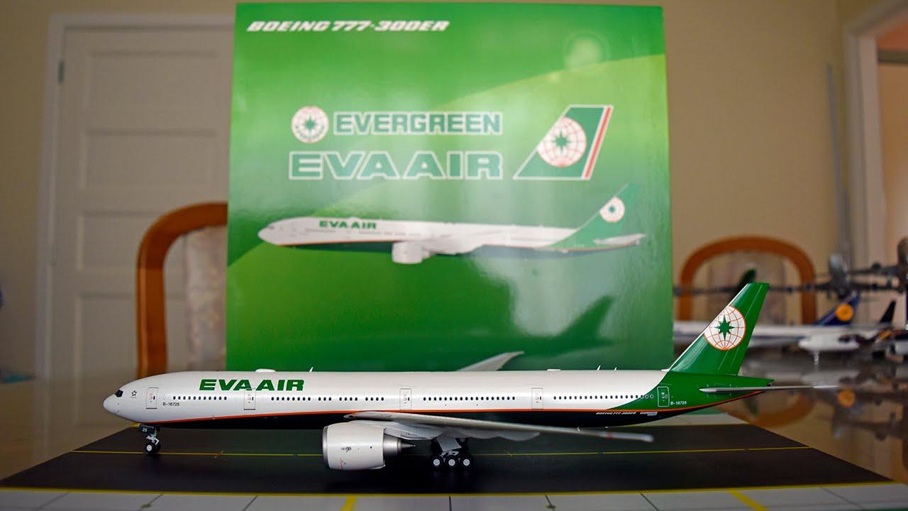 2e122cafc JC Wings 1:200 EVA Air 777-300ER