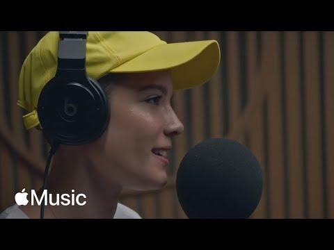 Halsey Talks to Zane on Beats 1