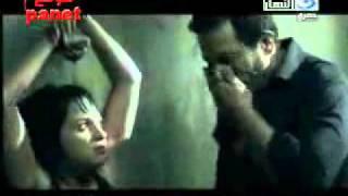 تعذيب سيف الحديدي ل مي عز الدين من مسلسل ادم