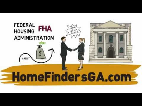 Tips from a Mortgage Broker Woodstock Georgia - FHA Loan Explained