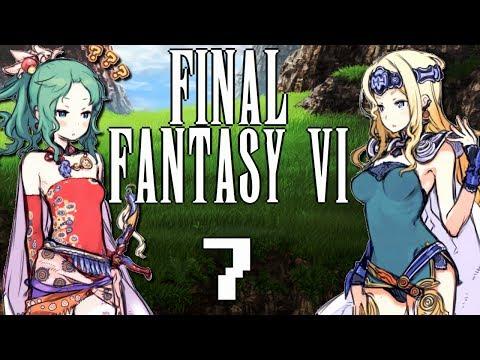 Final Fantasy VI (SNES) TWUE [Part 7] - Phantom Train, Forest, Spirited Away