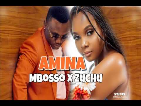 Download Mbosso ft Zuchu   AMINA Official Audio480p