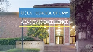 Achieving Academic Excellence at UCLA School of Law