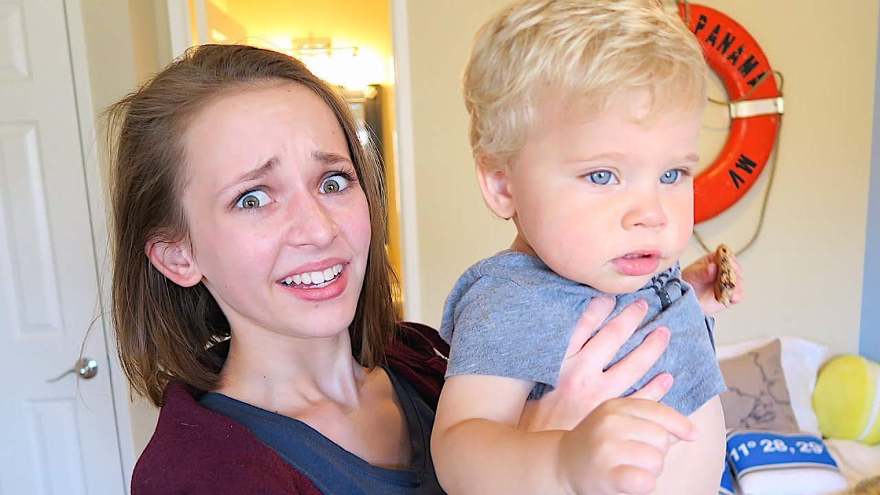 ollie s new babysitter w alexis g zall youtube