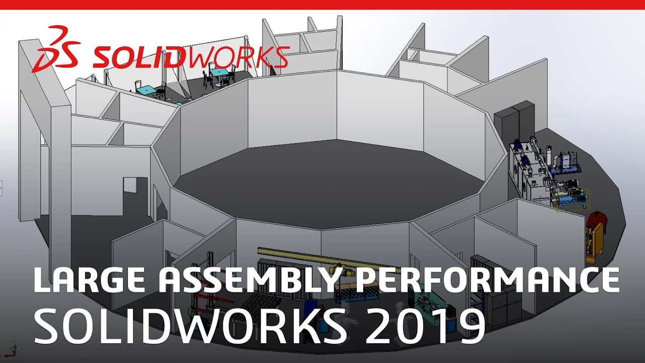 SOLIDWORKS 2019: Top 10 New Features in 3D CAD | GSC