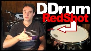 DDrum Redshot Trigger Review