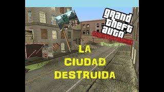 GTA LIBERTY CITY STORIES LA CIUDAD DESTRUIDA~[MISTERIO]
