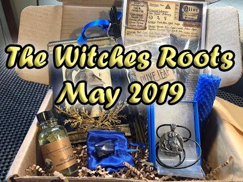 The Witches Roots May 2019 - YouTube