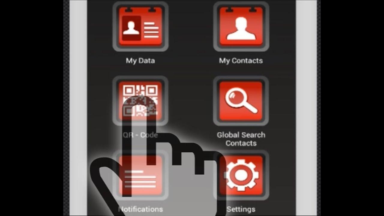 Tutorial Kylook App Adressbuch Manager Synchronisierung Qr Code