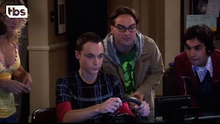 Learning to Drive | The Big Bang Theory | TBS