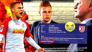 FIFA 18 : KIMMICH ZU REGENSBURG ?!! 😱🔥 + Ende einer Legende...? 😰 Jahn Regensburg Karriere #25