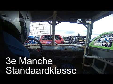Beemster Autocross 2017 Onboard #425 Michael Oudejans