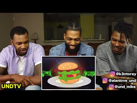 TUTWEEZY FT. REGGIE COUZ - DOUBLE SEEWEAD DELUXE [REACTION]
