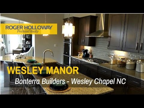Wesley manor new homes in wesley chapel nc from bonterra for Jj fish wesley chapel
