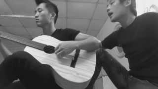 """Kiep Làm Thue guitar """"nhạc chế""""Hot"""