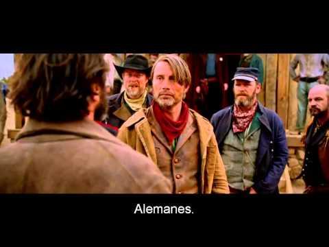 The Salvation - Trailer subtitulado (español)