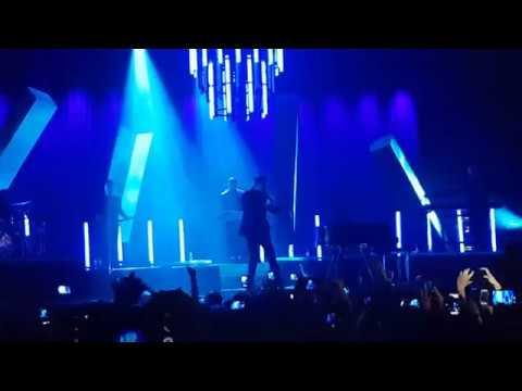 Hurts - Weight Of The World live @ Kiev...