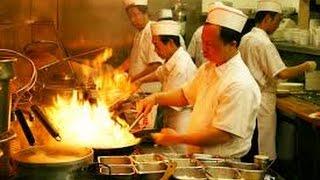 Thai Recipe: Stir Fried Flaming Spinach - ผกบงไฟแดง ปมปยหมสามชน