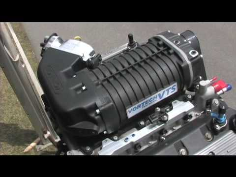 Barber Motorsports Park >> Vortech VTS Twin-Screw Supercharger - YouTube