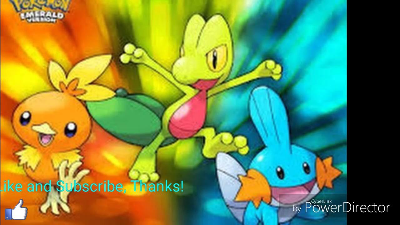 Gba] pokemon hyper emerald z destroy former english version mega.