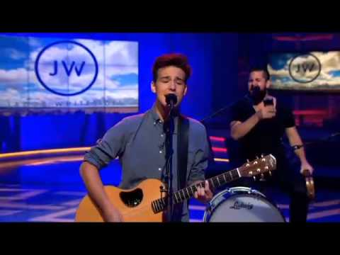 Jacob Whitesides live performance on Good Day LA