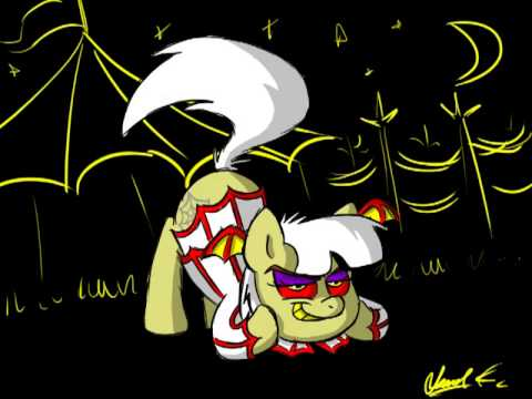 Carnival Cat vs. Ponyville (Isaiah's Cover)
