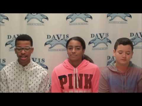 The Davis Daily News Show: Friday December 9th, 2016