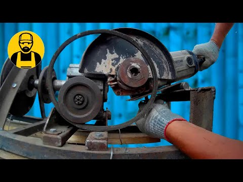 it's-brilliant!-what-happened-from-the-grinder-and-bicycle-chain!