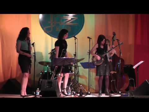 "Cynthia Sayer & Her Women Of The World Band: ""L-O-V-E"""