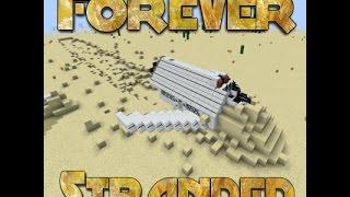 Minecraft: Forever Stranded PL E1 Pośpiech przed nocą...