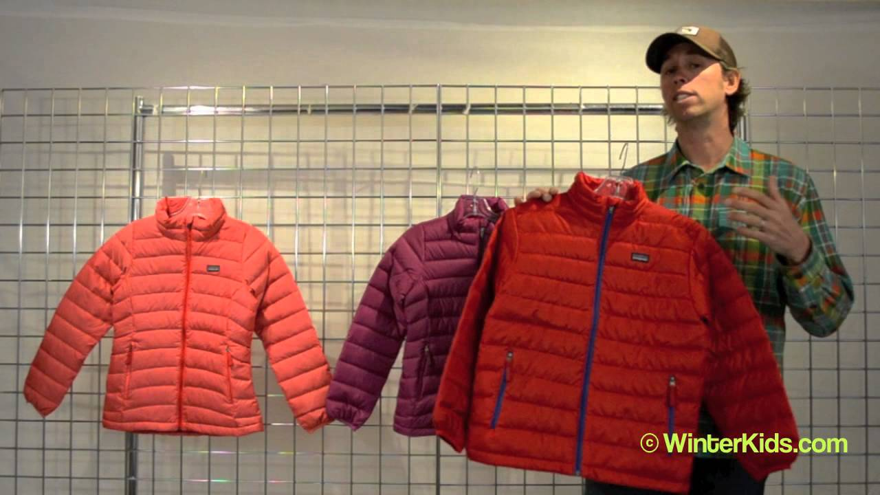 b5a5a845ac8e 2012-2013 Patagonia Boys Down Sweater - YouTube